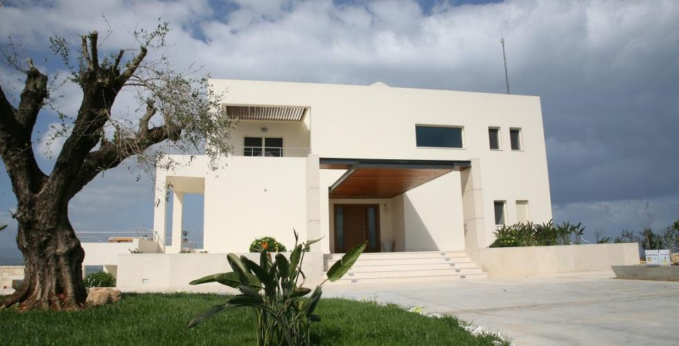 HOUSE AT CHANIA – CRETE 2