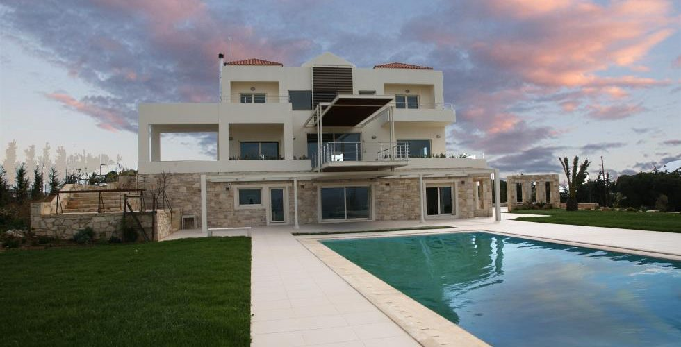 HOUSE AT CHANIA – CRETE