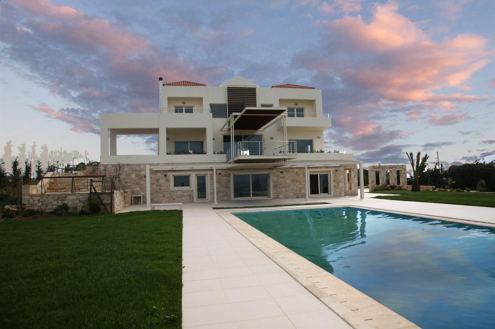 HOUSE AT CHANIA – CRETE