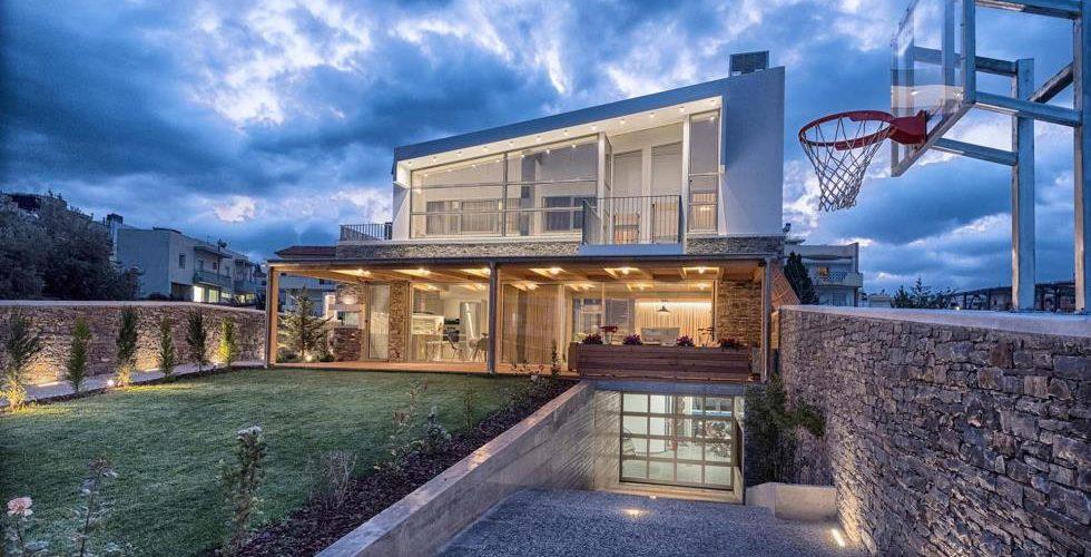 HOUSE IN HERACLION – CRETE 1