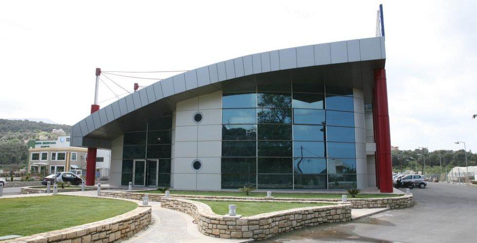 INDUSTRIAL BUILDING IN RETHYMNO 5